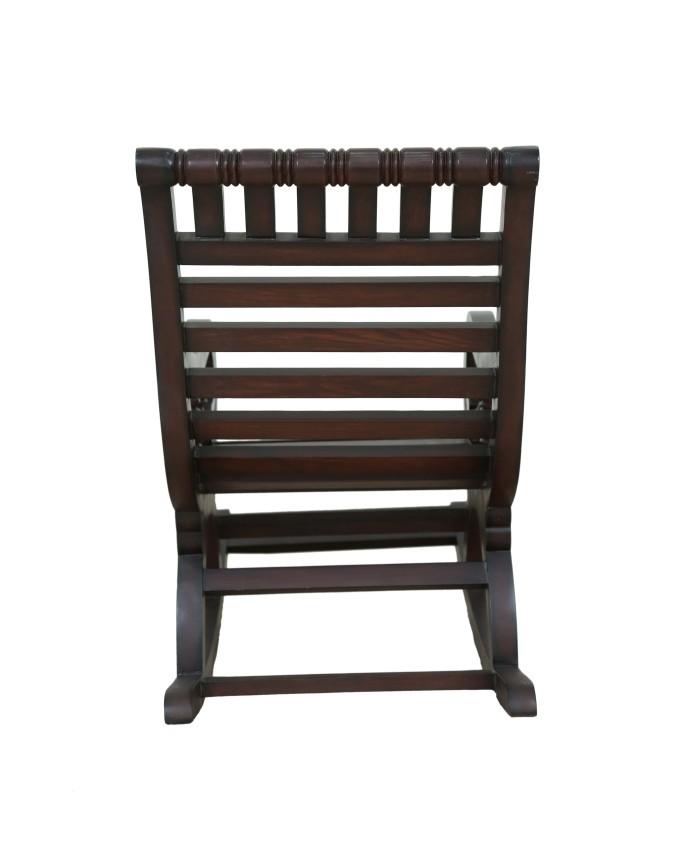 Espresso Rocking Chair Nursery