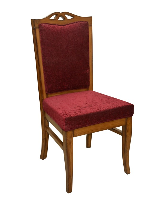 Designer Dining Chair In  Pink