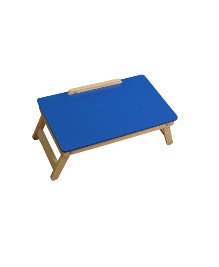 Foldable Multi Utility Table Blue