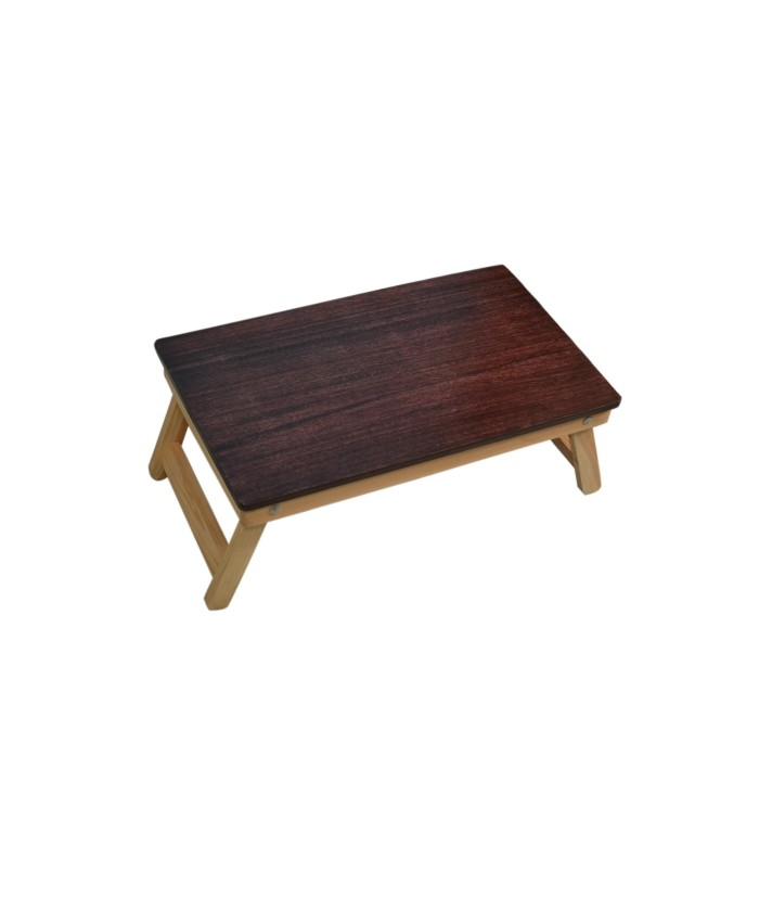 laptop table wooden