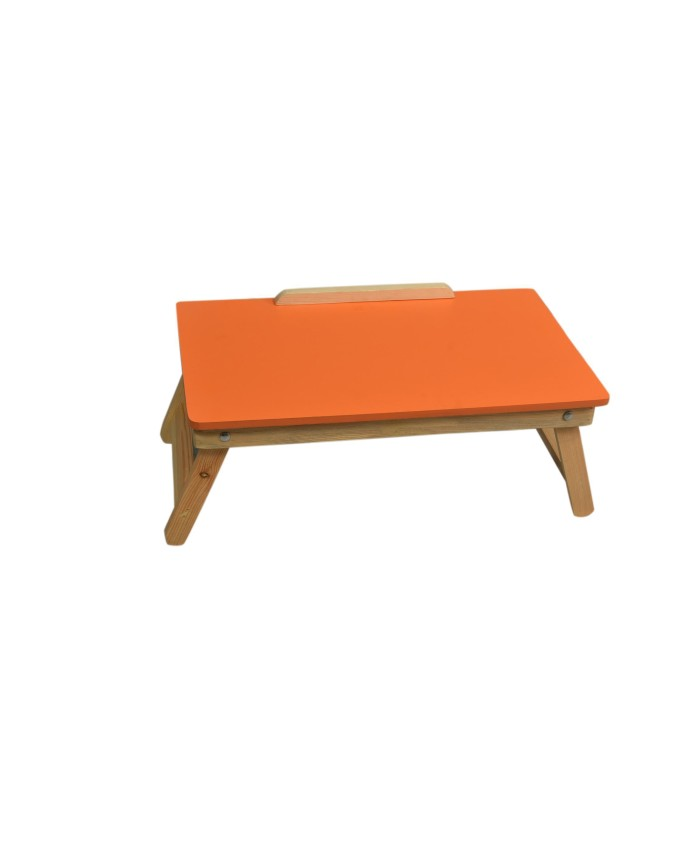 Foldable Multi Utility Table Orange