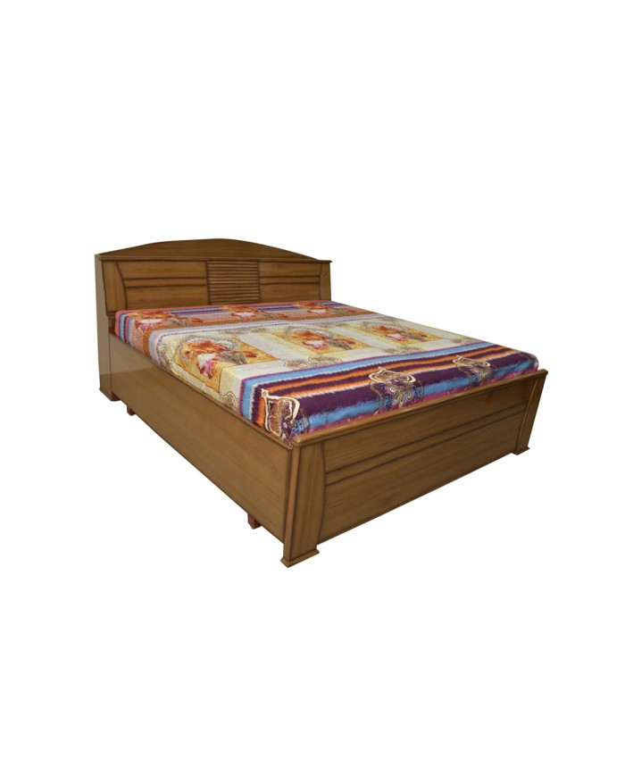 Buy Online King Amp Queen Sized Teak Wood Double Bed With